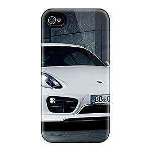 Luoxunmobile333 Scratch-free Phone Cases For Iphone 6plus- Retail Packaging - 2014 Techart Porsche Cayman