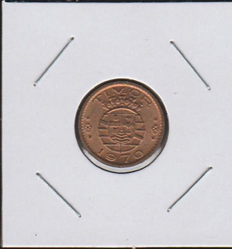 1970 TL Shield within Crowned Globe Twenty Cent Piece Choice Extremely Fine