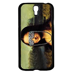Cool Mona Lisa Hard Snap On Case (Galaxy S4 IV)