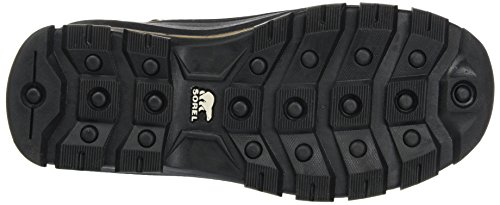 Black delta Para 257 Botas Hombre Lace Buxton Marrón Sorel 0wYS11