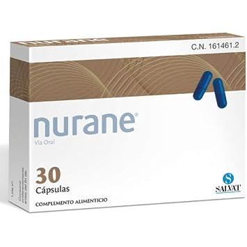 SALVAT Nurane 30 cápsulas: Amazon.es: Salud y cuidado personal