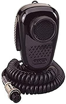 SRA-198 BLACK NOISE CANCELLING MICROPHONE WIRED 4-PIN CB Radio RANGER