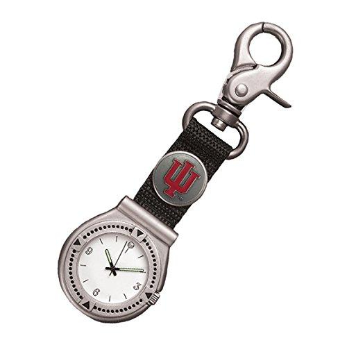 (Indiana University Block IU Clip-on Watch IU1193B IMC-Retail)
