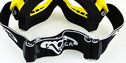 de explosiones NEGRO de Arena Equipo de PC Prueba Prueba Ciclismo montaña de a Gafas Material q6wxZPY