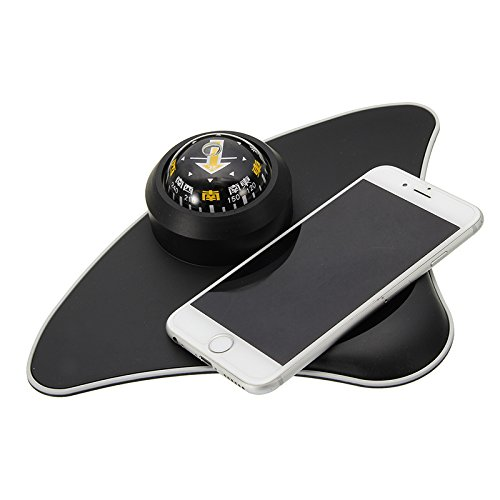 HobbyAnt Car Compass Non-Slip Mat Universal for Phone GPS Hypersonic by HobbyAnt