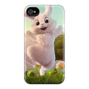 New RbqSllw7505ZGIKM Funny Cartoon Skin Case Cover Shatterproof Case For Iphone 4/4s