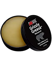 JobSite Grizzly Grease Waterproofing - Leather Protector - 85 g