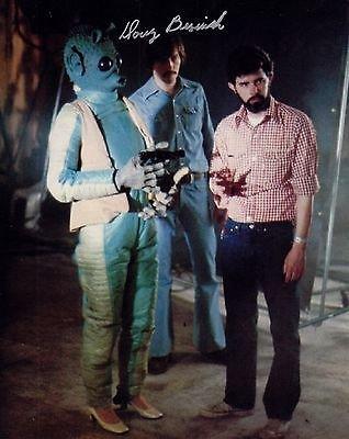 Doug Beswick Signed 8x10 Photo w/COA Star Wars Costume Designer Terminator (Costumes Designers For Movies)