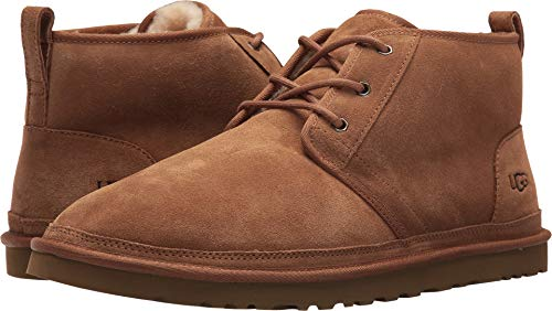 UGG Men's Neumel Chukka Boot, Chestnut, 13 M US