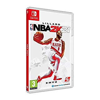 NBA 2K21 (Switch) (Nintendo Switch)