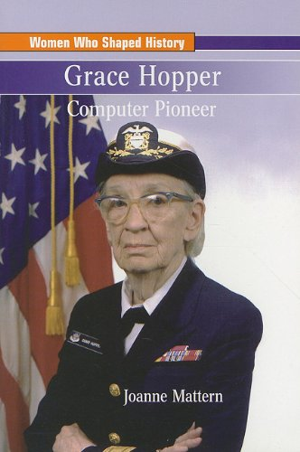 Download Rigby On Deck Reading Libraries: Leveled Reader Grace Hopper: Computer Pioneer PDF