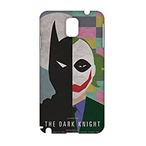 Angl 3D Cartoon Batman And Joker Phone For LG G2 Case Cover