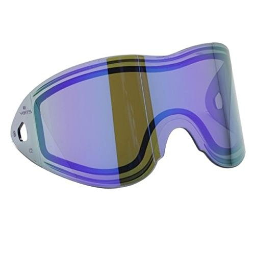 (PAINTBALL Empire Event Thermal Lens - Purple Mirror)
