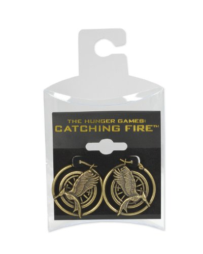 NECA The Hunger Games: Catching Fire Mockingjay Hoop