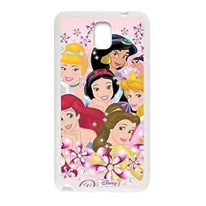 Disney cartoon princesses Cell Phone Case for Samsung Galaxy Note3