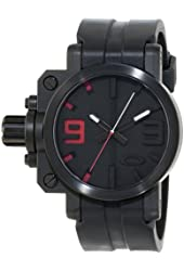 "Oakley Men's 10-062 ""Gearbox"" Stainless Steel Watch"