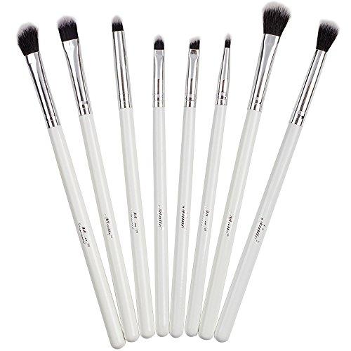 Matto Professional Makeup Eye Brush Set Eyeshadow Brushes 8-