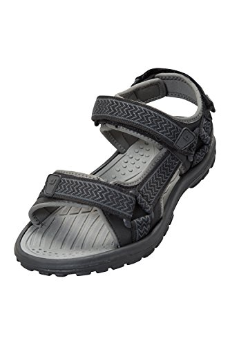 Mountain Warehouse Sandalias Crete para hombre Gris