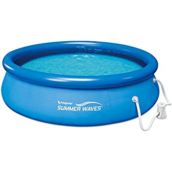 Amazon Com Summer Waves 10ft X 30in Quick Set Inflatable