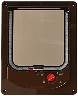 Cat Mate Electromagnetic Cat Flap Brown (B000RXTLDC) | Amazon price tracker / tracking, Amazon price history charts, Amazon price watches, Amazon price drop alerts