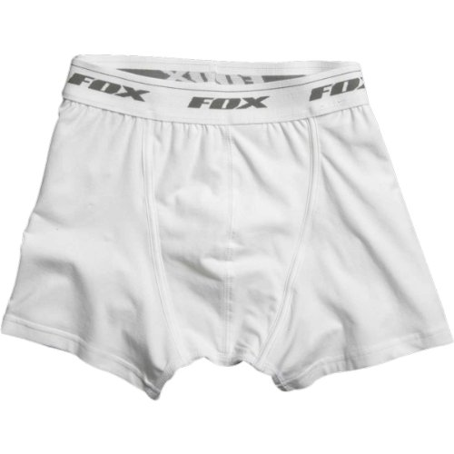 Fox Racing Core Mens Trunks White SM