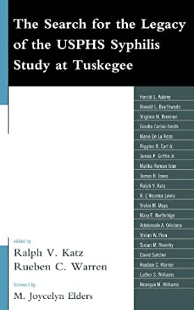 Tuskegee experiment essay