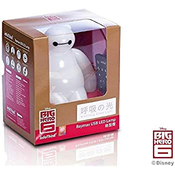 Big Hero 6 Baymax USB LED Nightlight Japan