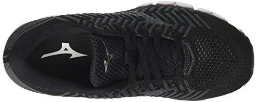 Mizuno Women's Waveknit S1 WOS Running Shoes Multicolor (Black/Black/Darkshadow 09) buy cheap countdown package BUcRNxZ