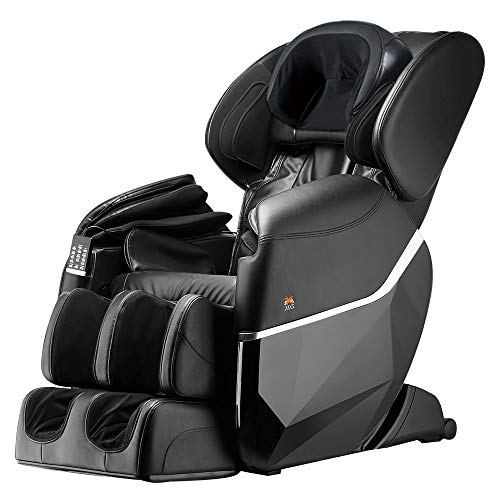 ARES uStyle Full Body Massage Chair with Zero Gravity and Advanced Foot Roller