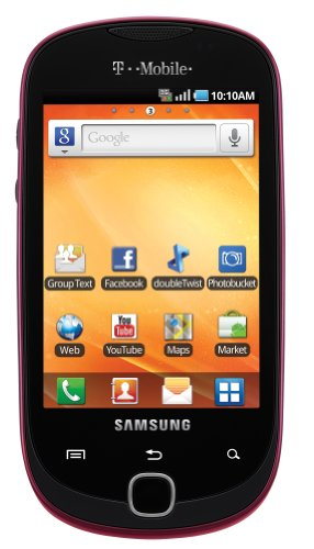 Samsung Gravity Smart Red T Mobile