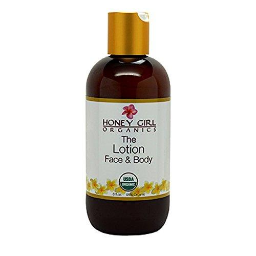 Honey Girl Organics The Lotion, 8.0 Fluid