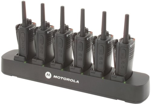 Motorola RLN6309 Multi-Unit Charger for RDX Series Radios