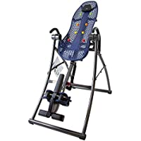 Teeter Contour L3 Inversion Table with Easy-to-Reach Ankle Lock