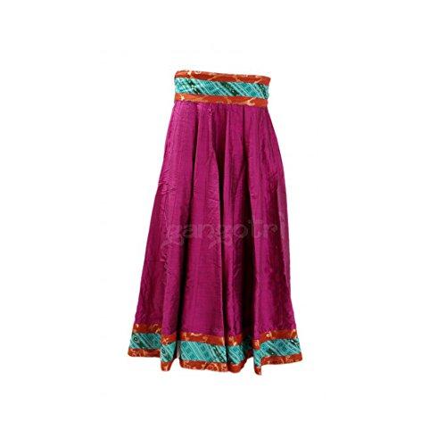 Skirt 40 Panel Pink