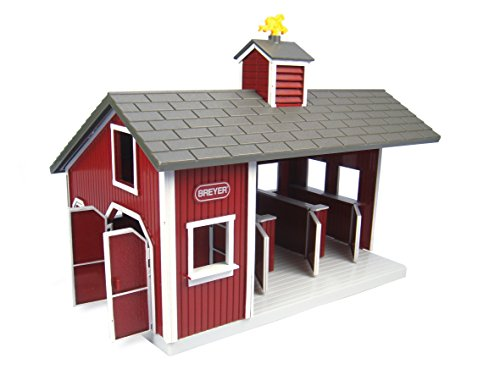 breyer-stablemates-red-stable-set