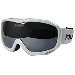 Polarlens PG10 Snowboarding Goggles / Ski Goggles / Snow Goggles /Newest Generation of European Design and Performance / Helmet Compatible with Extra Long Adjustable Strap