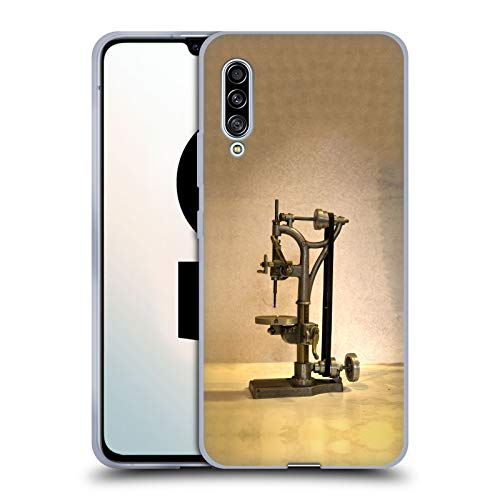 Official Celebrate Life Gallery Drill Press Tools Soft Gel Case Compatible for Samsung Galaxy A90 5G (2019)