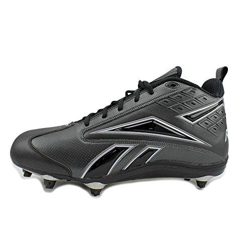 Reebok NFL THORPE ll MID D2 Piel Zapatos Deportivos