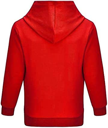 Boy Unspeakable Hoodie Long Sleeve Top Tee Games Family Cotton Pullover
