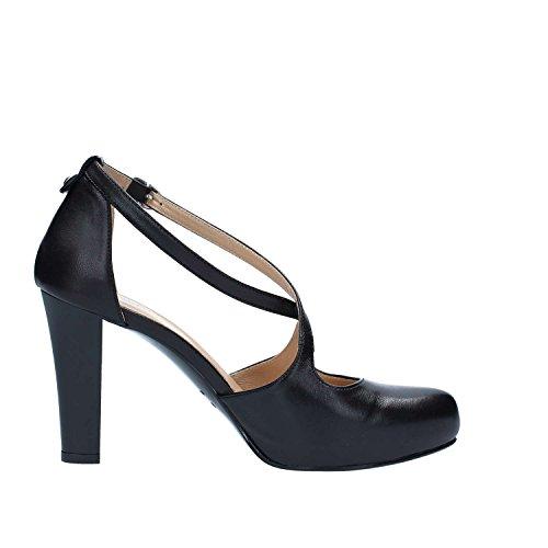 Decollete Black Giardini Women Nero P805401DE pwxa6qpB