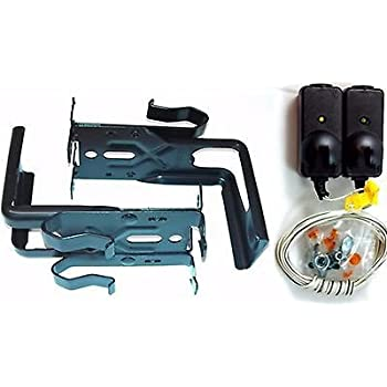 41A4373 Replacement Kit W Brackets And 41A5034 Sensors Fit Sears Craftsman,  Chamberlain And Liftmaster By Open Door Discount Remotes ...
