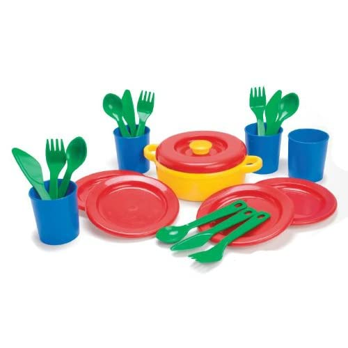 Andreu Toys Andreu Toys014381Dantoy dîner Ensemble de jouet