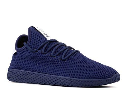 adidas Mens Pharrell Williams Tennis hu Athletic Shoe (Mens 10.5, Navy Monochrome 6435) - Shoes Mens Smiths