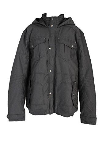 Puma Herren Winterjacke Jacke grau XL