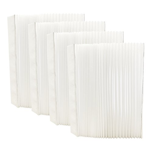 Tier1 Replacement for Aprilaire 401 Models 2400 Air Filter 4 Pack