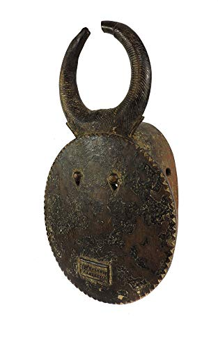 kple with Horns Small African Art ()
