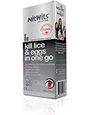 NitWits All In One Head Lice Solution, 120ml