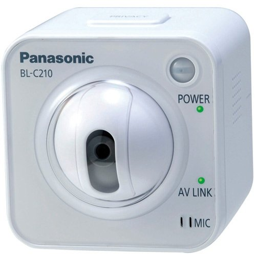 (Panasonic BL-C210A Internet Security Camera )