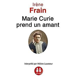 Marie Curie prend un amant Audiobook