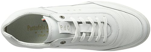 Pantofola Low bright White Low D'oro White Uomo Uomo's Basilio rqZzxgwr